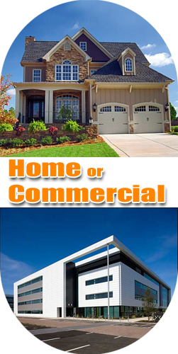 Home or Commercial Contractors to Suit Your Needs in 75088